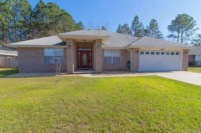 1364 Buttonwillow Trl, Pensacola, FL 32506 (MLS #567882) :: The Kathy Justice Team - Better Homes and Gardens Real Estate Main Street Properties