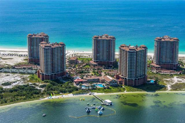 4 Portofino Dr #605, Pensacola Beach, FL 32561 (MLS #567898) :: ResortQuest Real Estate