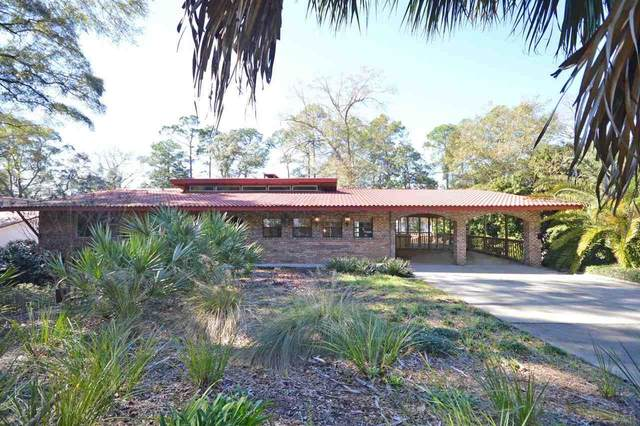 7640 Lakeside Dr, Milton, FL 32583 (MLS #567902) :: Berkshire Hathaway HomeServices PenFed Realty