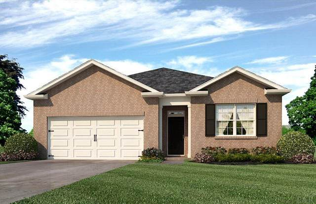 4177 Chickadee St, Milton, FL 32583 (MLS #567903) :: Berkshire Hathaway HomeServices PenFed Realty