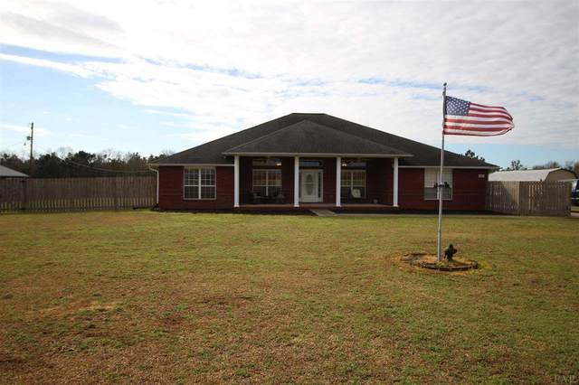 611 W Quintette Rd, Cantonment, FL 32533 (MLS #567919) :: Levin Rinke Realty