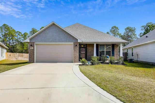 832 Oak Alley, Pensacola, FL 32506 (MLS #567921) :: Berkshire Hathaway HomeServices PenFed Realty