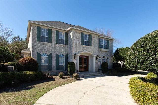 1075 Kelton Blvd, Gulf Breeze, FL 32563 (MLS #567969) :: Connell & Company Realty, Inc.