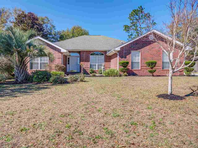 5934 Ridgeview Dr, Milton, FL 32570 (MLS #568037) :: Connell & Company Realty, Inc.