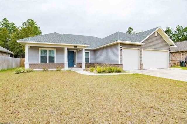 7958 Silver Maple Dr, Milton, FL 32583 (MLS #568118) :: ResortQuest Real Estate