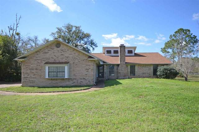 3353 Mills Bayou Dr, Milton, FL 32583 (MLS #568163) :: ResortQuest Real Estate