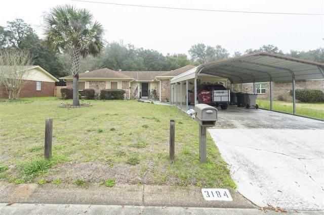 3184 Bent Oak Dr, Pensacola, FL 32526 (MLS #568221) :: Levin Rinke Realty