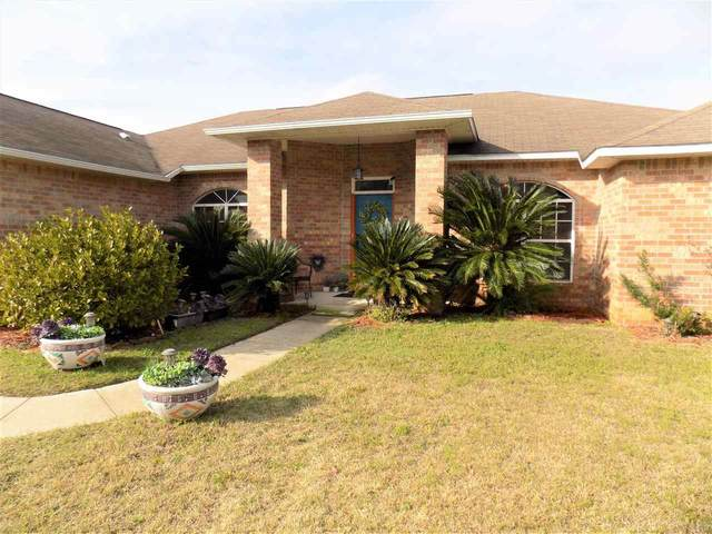 5096 Brookside Dr, Pace, FL 32571 (MLS #568224) :: Tonya Zimmern Team powered by Keller Williams Realty Gulf Coast