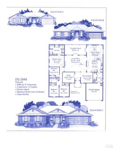 4511 Hampton Bay Blvd, Milton, FL 32583 (MLS #568258) :: Levin Rinke Realty
