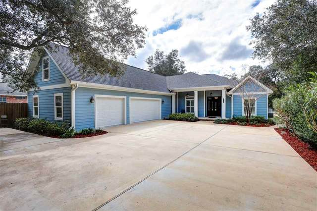 4717 Hickory Shores Blvd, Gulf Breeze, FL 32563 (MLS #568304) :: Tonya Zimmern Team powered by Keller Williams Realty Gulf Coast