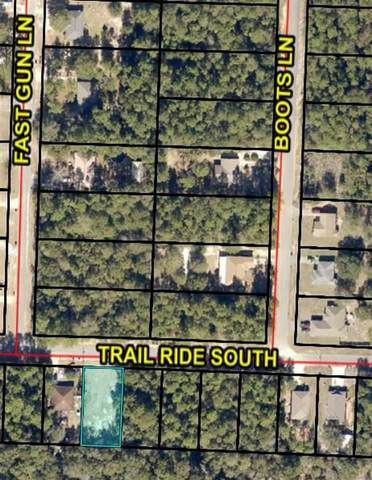 Trail Ride South, Milton, FL 32570 (MLS #568324) :: Connell & Company Realty, Inc.