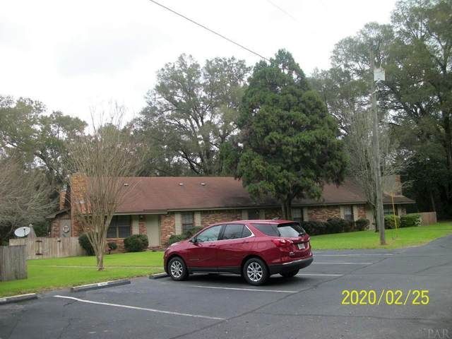 1441 N 61ST ST D 6, Pensacola, FL 32506 (MLS #568335) :: Tonya Zimmern Team powered by Keller Williams Realty Gulf Coast