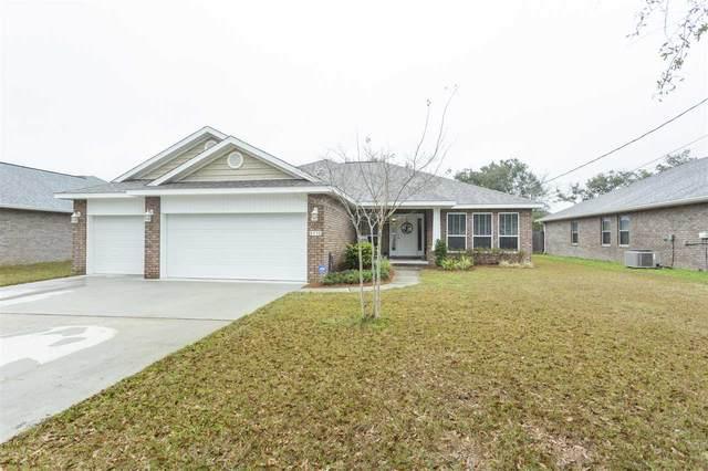 8330 Randall Dr, Navarre, FL 32566 (MLS #568342) :: Tonya Zimmern Team powered by Keller Williams Realty Gulf Coast