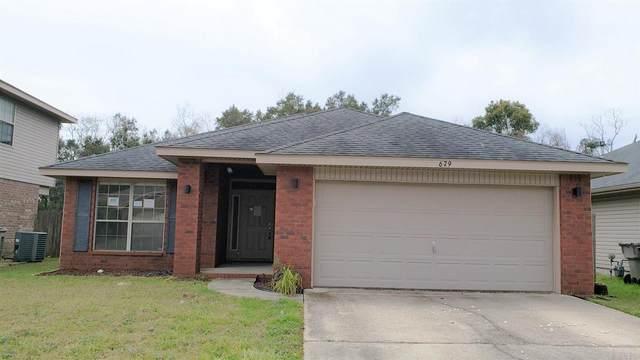 679 Edith Ln, Pensacola, FL 32534 (MLS #568348) :: Levin Rinke Realty