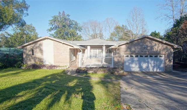 4870 Peacock Dr, Pensacola, FL 32504 (MLS #568422) :: The Kathy Justice Team - Better Homes and Gardens Real Estate Main Street Properties