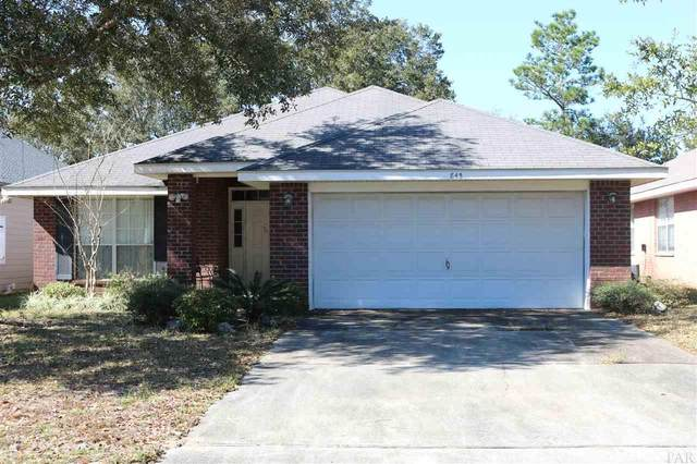 845 Ladner Dr, Pensacola, FL 32505 (MLS #568442) :: Connell & Company Realty, Inc.