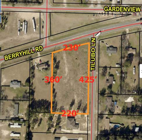 3755 Berryhill Rd, Pace, FL 32571 (MLS #568461) :: Connell & Company Realty, Inc.
