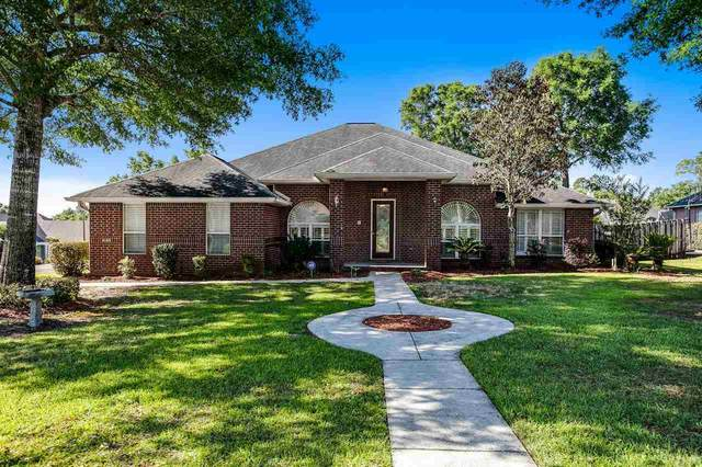 4163 Lancaster Gate Dr, Pace, FL 32571 (MLS #568594) :: Connell & Company Realty, Inc.