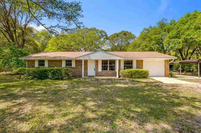 7601 Wilshire Rd, Pensacola, FL 32526 (MLS #568652) :: Levin Rinke Realty