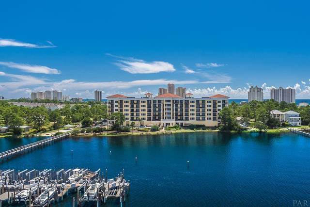 14500 River Rd #405, Pensacola, FL 32507 (MLS #568763) :: Connell & Company Realty, Inc.