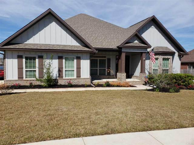 8691 Salt Grass Dr, Pensacola, FL 32526 (MLS #568972) :: Connell & Company Realty, Inc.