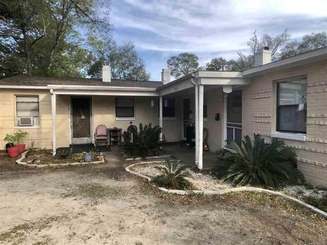 102 Ellis Dr, Pensacola, FL 32507 (MLS #569063) :: Connell & Company Realty, Inc.