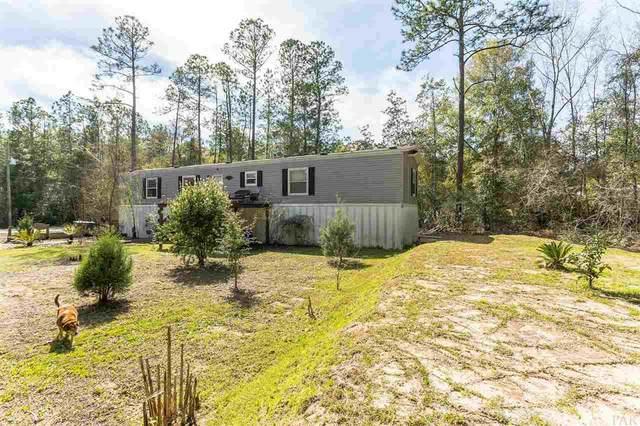 8268 Bucket Creek Rd, Milton, FL 32570 (MLS #569203) :: ResortQuest Real Estate