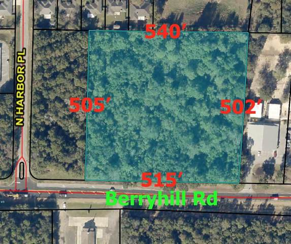4100 Berryhill Rd, Pace, FL 32571 (MLS #569260) :: Connell & Company Realty, Inc.