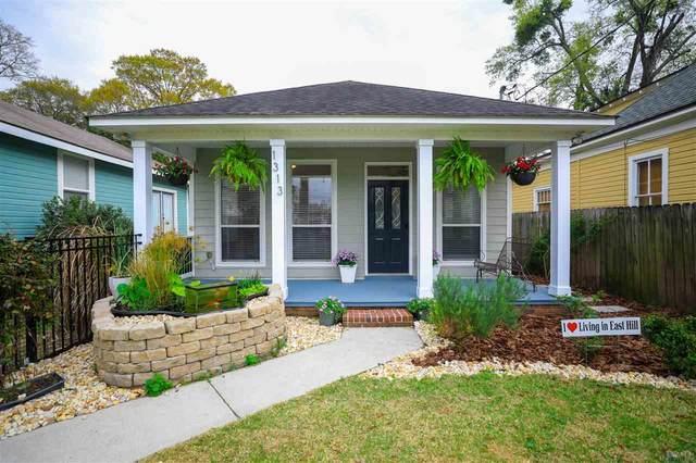 1313 E Strong St, Pensacola, FL 32503 (MLS #569358) :: Levin Rinke Realty