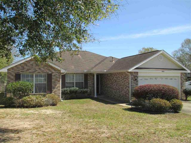 9826 Knollview Dr, Pensacola, FL 32514 (MLS #569422) :: ResortQuest Real Estate