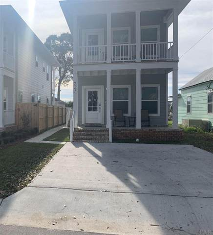 820 W Main St, Pensacola, FL 32502 (MLS #569434) :: Connell & Company Realty, Inc.