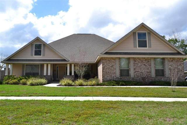 2135 Staff Dr, Cantonment, FL 32533 (MLS #569536) :: Levin Rinke Realty