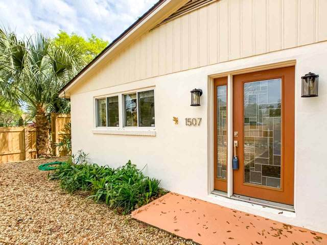 1507 W Wright St, Pensacola, FL 32501 (MLS #569541) :: Connell & Company Realty, Inc.