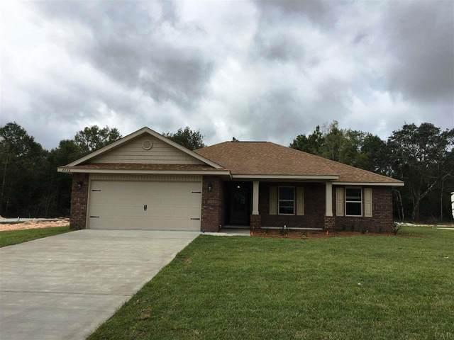 7387 Forestwood Dr, Milton, FL 32570 (MLS #569641) :: ResortQuest Real Estate