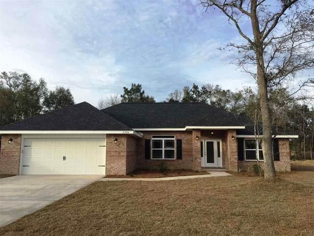 7381 Forestwood Dr, Milton, FL 32570 (MLS #569712) :: ResortQuest Real Estate