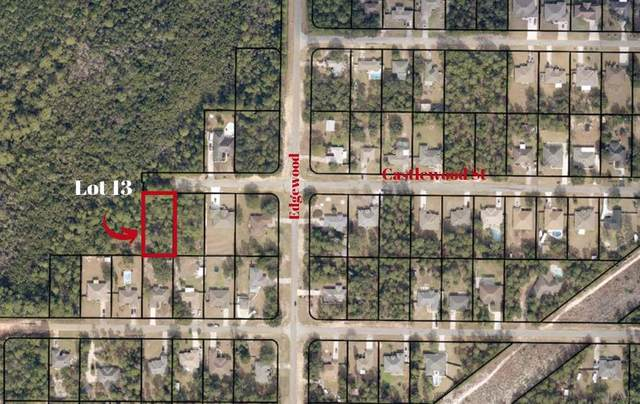 Lot 13 Castlewood St, Navarre, FL 32566 (MLS #569733) :: Levin Rinke Realty