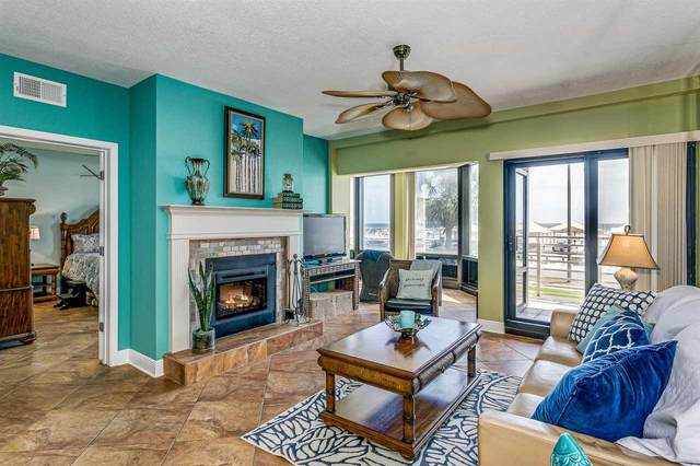 1390 Ft Pickens Rd #127, Pensacola Beach, FL 32561 (MLS #569857) :: ResortQuest Real Estate