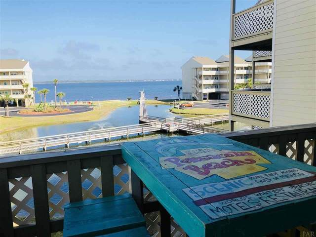 1150 Ft Pickens Rd A6, Pensacola Beach, FL 32561 (MLS #569896) :: ResortQuest Real Estate