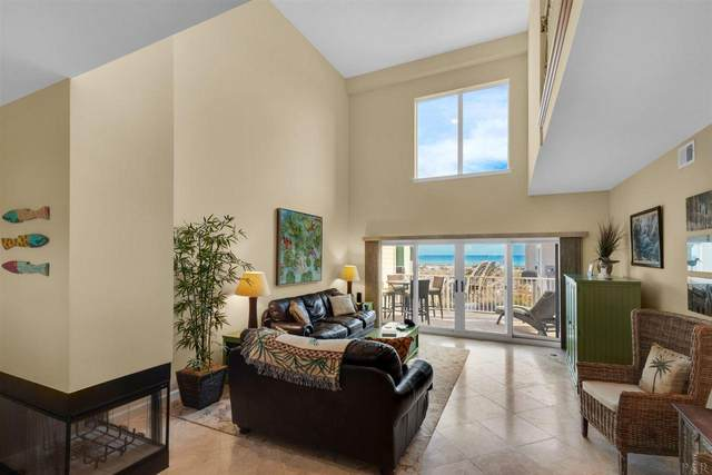 1299 Ft Pickens Rd #6, Pensacola Beach, FL 32561 (MLS #569942) :: Connell & Company Realty, Inc.