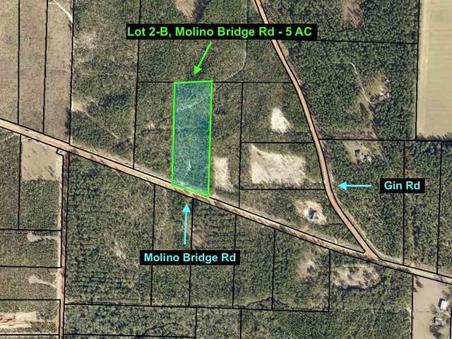 Lot 2-B Molino Bridge Rd, Pace, FL 32571 (MLS #569971) :: Levin Rinke Realty