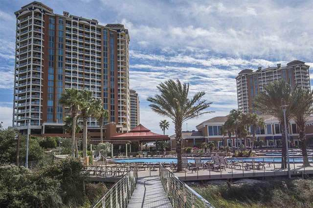 3 Portofino Dr #703, Pensacola Beach, FL 32561 (MLS #570000) :: ResortQuest Real Estate