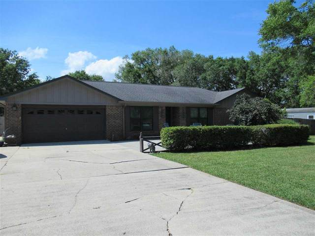 3351 Durney Dr, Cantonment, FL 32533 (MLS #570019) :: Levin Rinke Realty