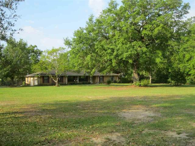 2145 Mathison Rd, Cantonment, FL 32533 (MLS #570081) :: Levin Rinke Realty