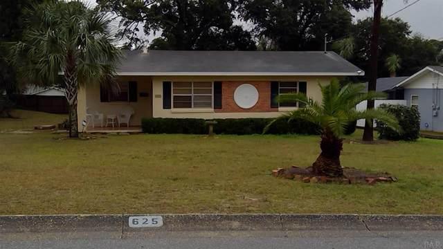 625 W Lloyd St, Pensacola, FL 32501 (MLS #570128) :: Coldwell Banker Coastal Realty