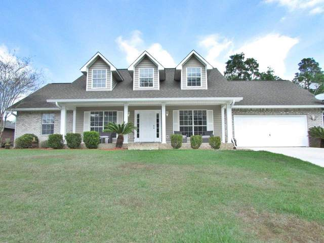 1544 Twin Pines Cir, Cantonment, FL 32533 (MLS #570130) :: Levin Rinke Realty