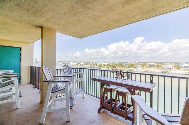 28783 Perdido Beach Blvd 615 North, Orange Beach, FL 36561 (MLS #570171) :: ResortQuest Real Estate