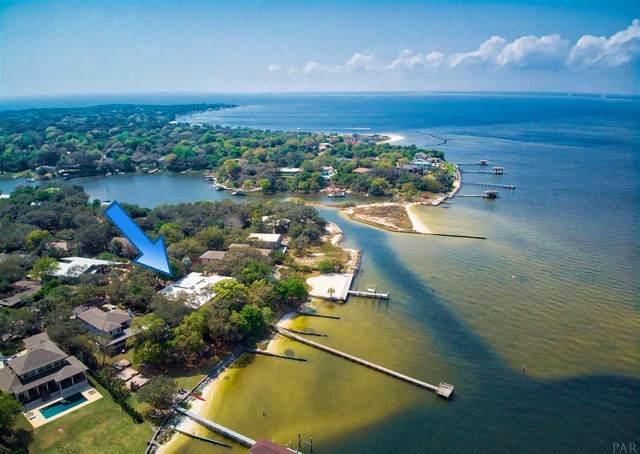 316 N Sunset Blvd, Gulf Breeze, FL 32561 (MLS #570195) :: Levin Rinke Realty