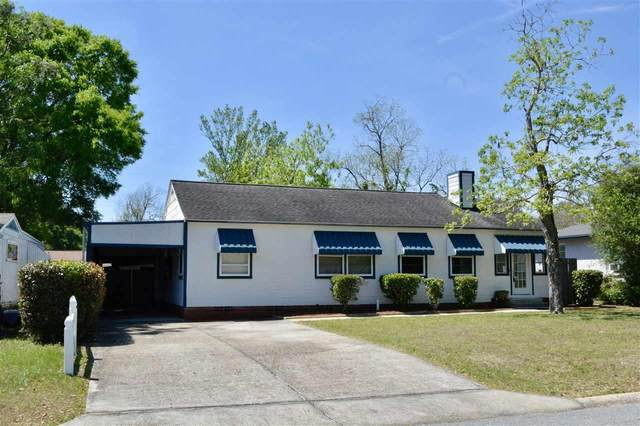 406 Gibbs Rd, Pensacola, FL 32507 (MLS #570317) :: The Kathy Justice Team - Better Homes and Gardens Real Estate Main Street Properties