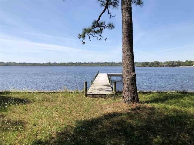 7716 Lakeside Dr, Milton, FL 32583 (MLS #570353) :: Levin Rinke Realty