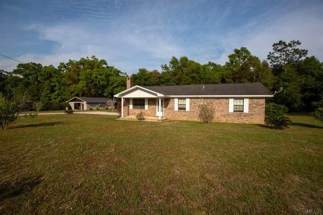 4552 Struth Ln, Pace, FL 32571 (MLS #570374) :: Connell & Company Realty, Inc.